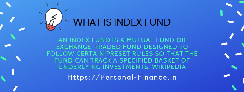 what is index fund