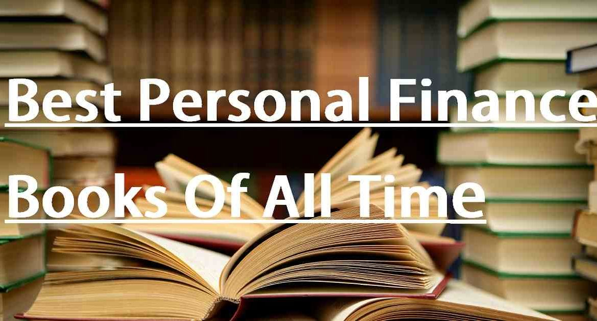 Top 10 best personal finance books of all time that are a must read