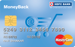 HDFC Moneyback