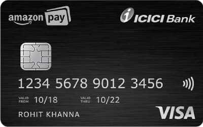 best credit card in India 2020 - ICICI Amazon Pay Credit Card