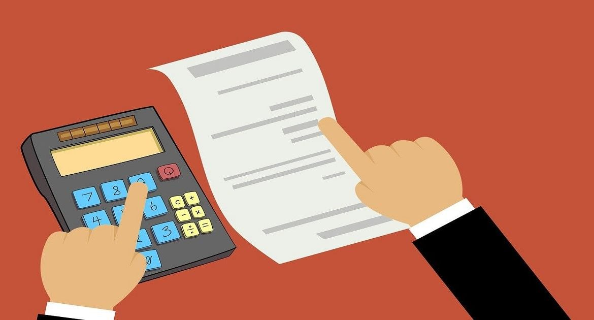 calculate and bills illustrations - Reduce Monthly Bills and Expenses