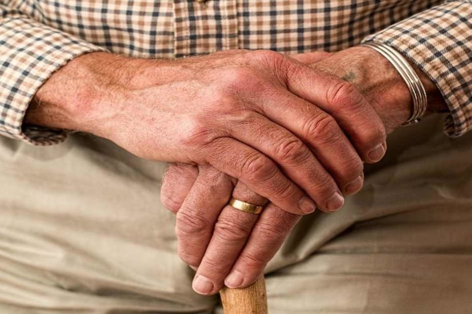 Elderly people take a stick in their hands | Retirement Mistakes