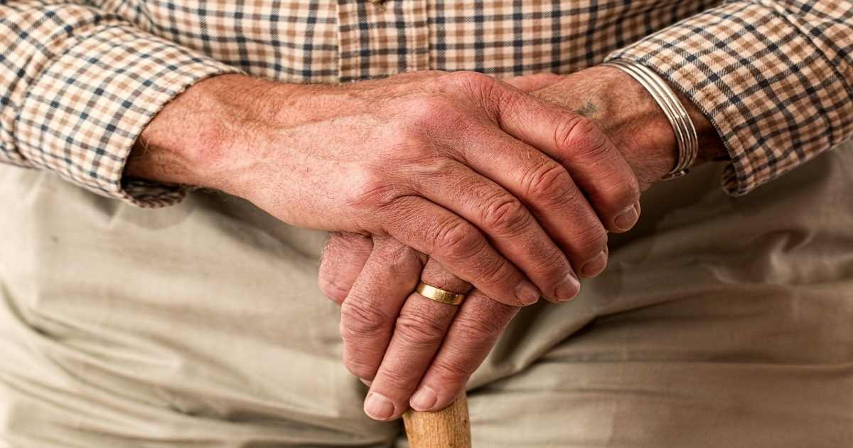 Elderly people take a stick in their hands   Retirement Mistakes