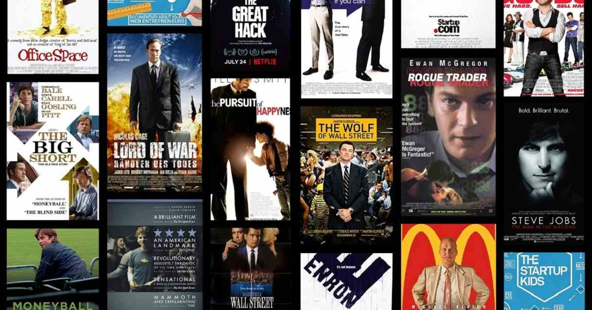 Top 5 Most Inspirational Movies For Entrepreneurs