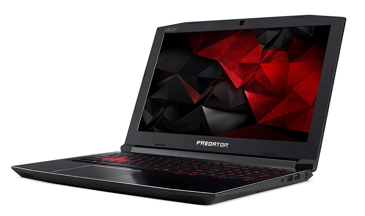 Acer Predator Helios 300 Gaming Laptop - Top 10 - Best Gaming Laptop in India With Low Price