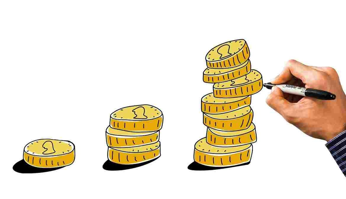 money finance coin - become wealthy financially