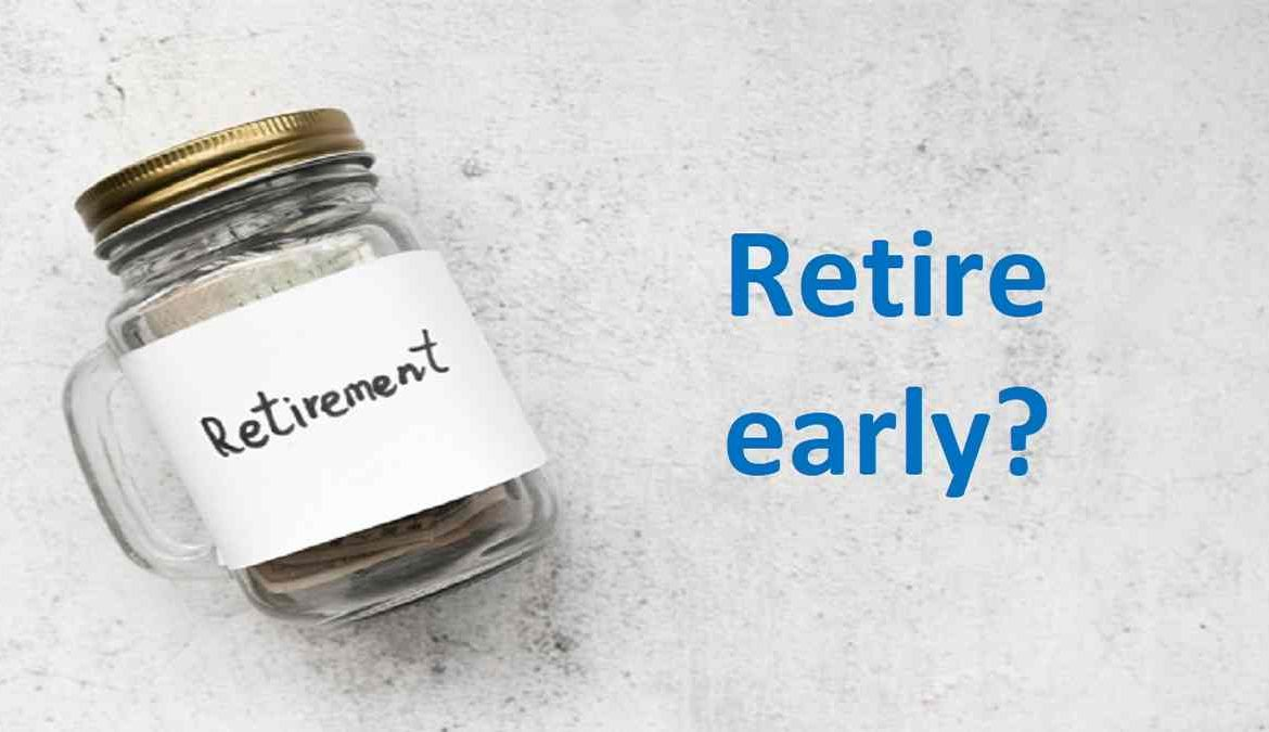 How to retire early?