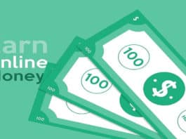 start earning money online